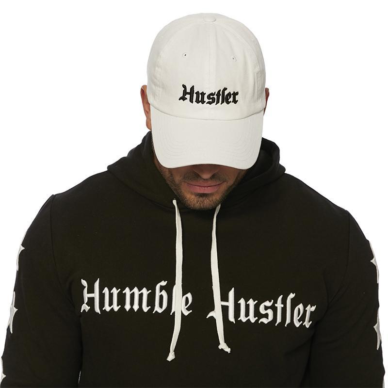Hustler Twill Strap Back Hat