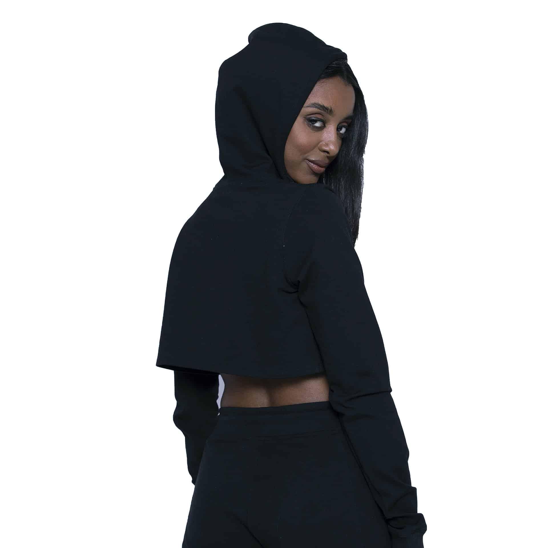 Grind – Women's Crop Top hoodie